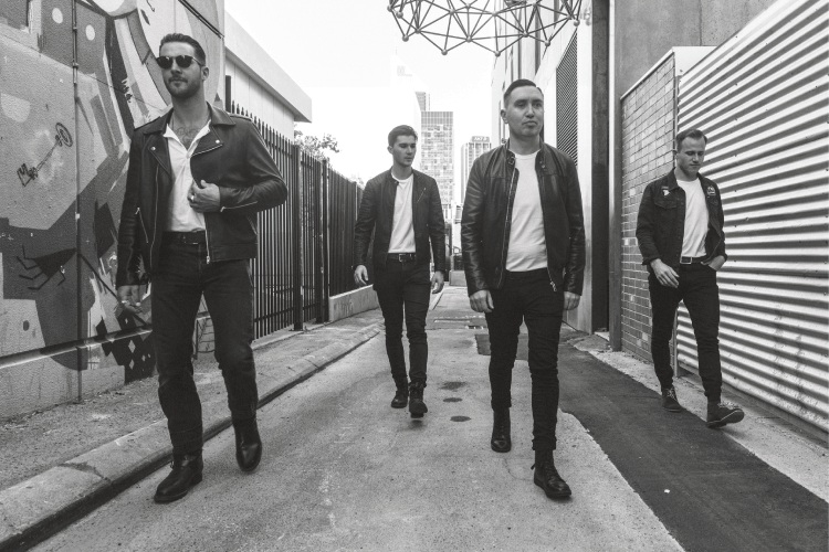 Perth band Foxton Kings to launch With Love this month