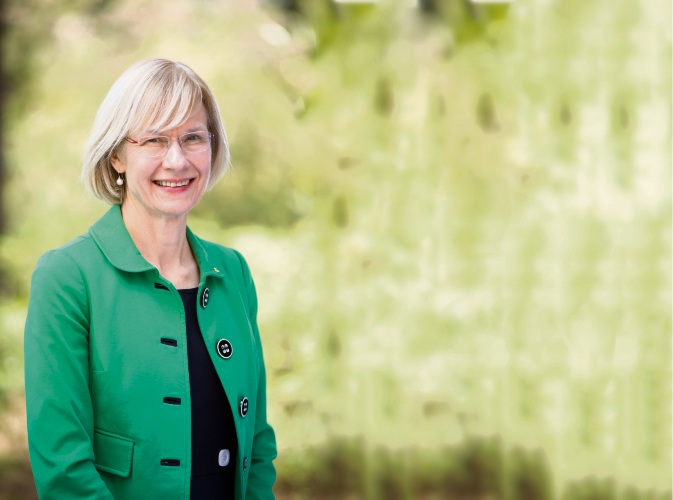 Curtin University vice-chancellor championing gender diversity