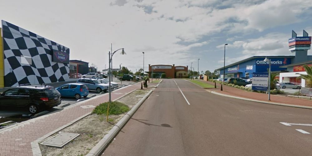 Mystery surrounds the immobilising of car electronics in a Joondalup carpark. Picture: Google Maps
