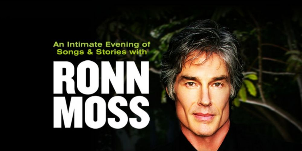 Ronn Moss will bring his tour to Perth this month