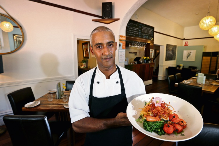 Mundaring Hotel's chef is serving up dishes that are the talk of the town