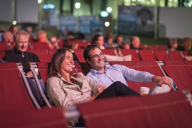 ECU Joondalup has entered a partnership with Telethon 7 Community Cinemas to bring mainstream film to its Joondalup Pines outdoor cinema.