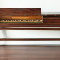 The First Fleet piano.