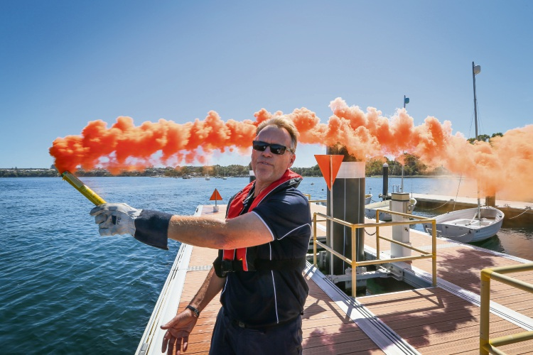 Risk to lives flares up because boaties found not following safety rules