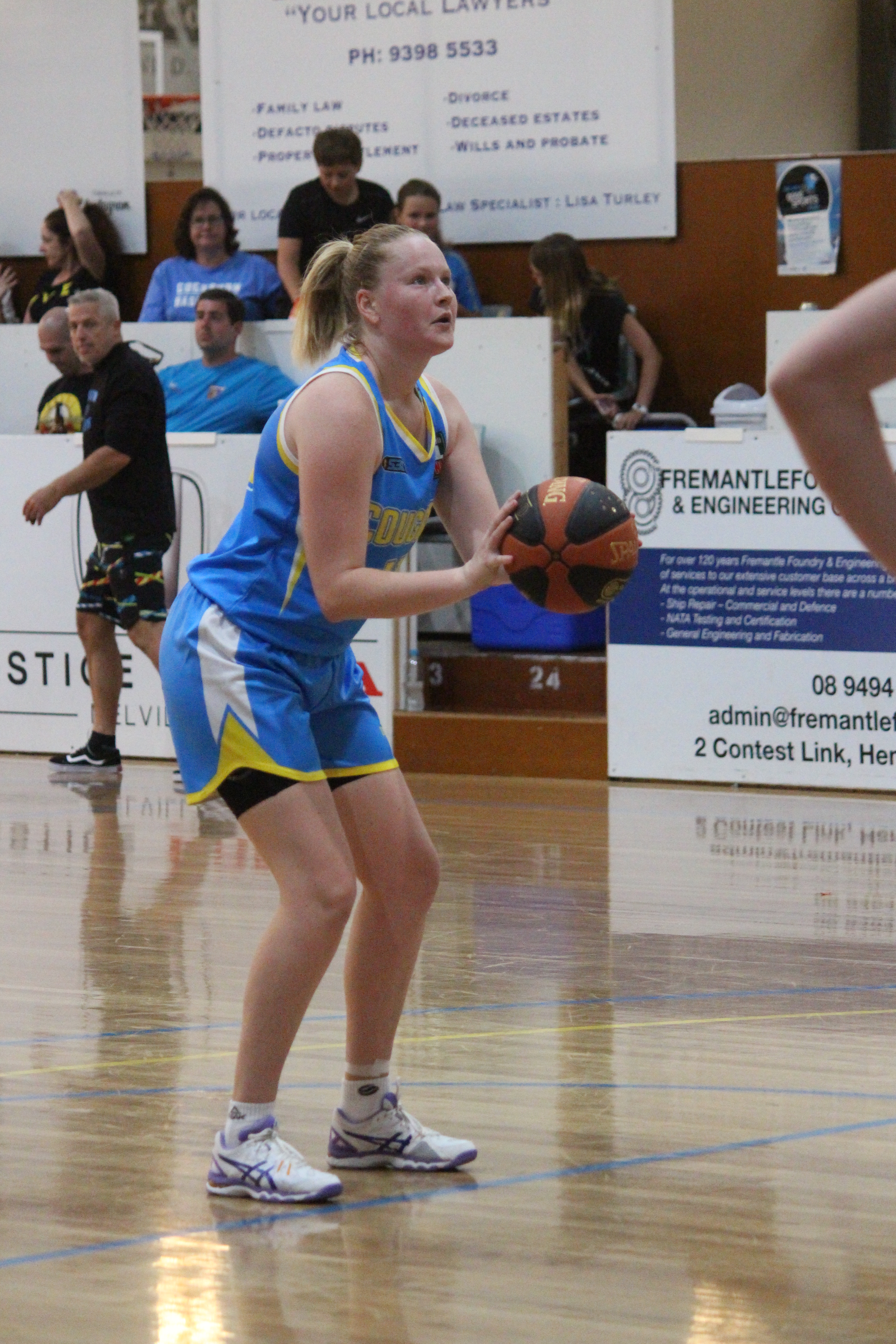 Basketball: Cockburn Cougars split spoils in SBL opening round