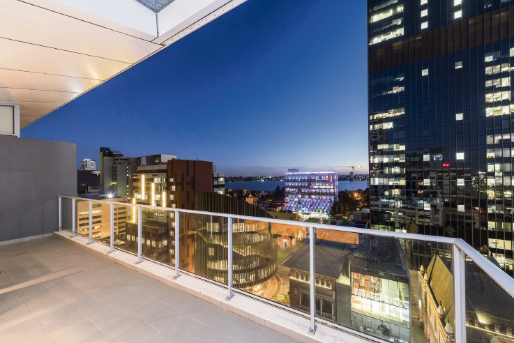 61/580 Hay Street, Perth – Auction: March 20 at 6pm