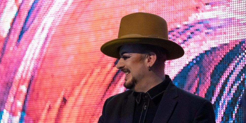 Boy George brings party to The Court Sunday session