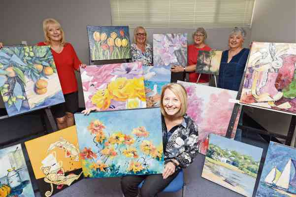 Estuary Artists to exhibit works at Port Bouvard