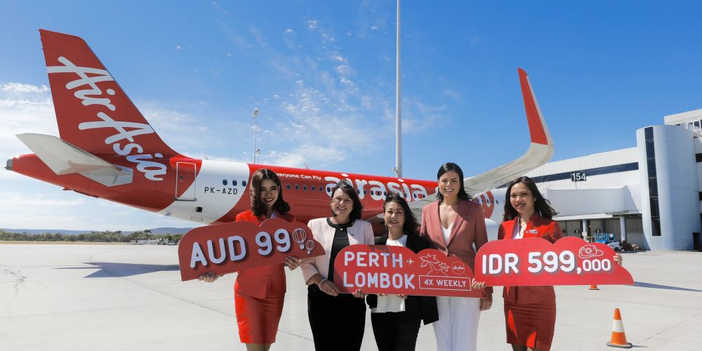 Lombok the new Bali: AirAsia offering $99 direct flights