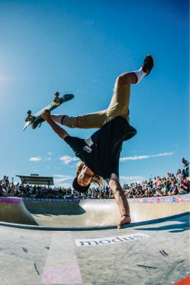 King of Concrete skate competition debuts in Kwinana