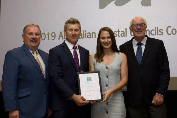 City of Rockingham receives Australian Coastal Councils Association award
