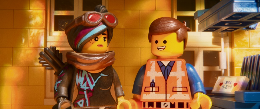 Everything is Awesome again in The Lego Movie 2 sequel