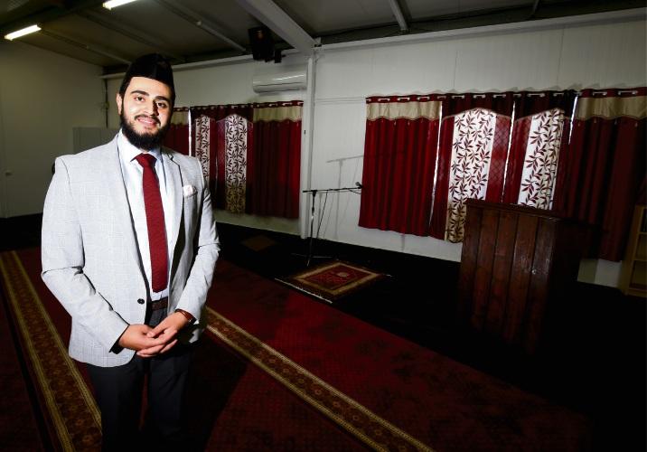 Iman Kamran Tahir Picture: Matt Jelonek www.communitypix.com.au   d483472