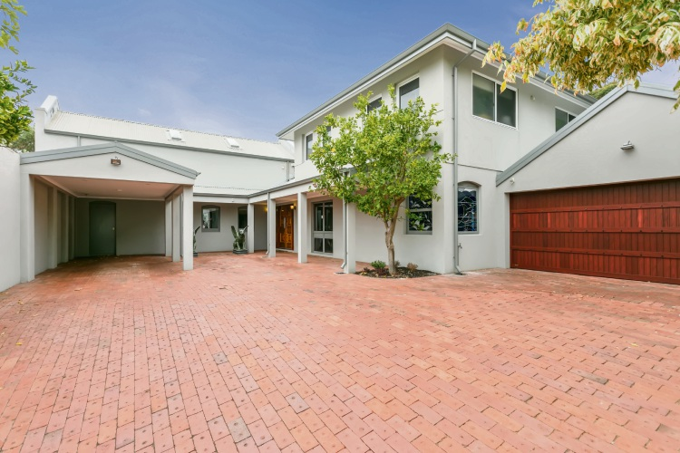 41R Johnston Street, Peppermint Grove – Offers by April 10
