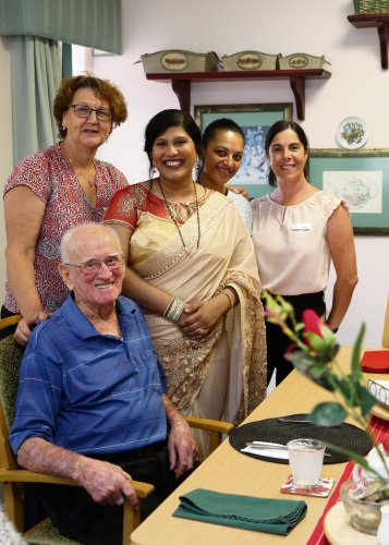 Mercy Place Edgewater celebrates Harmony Day