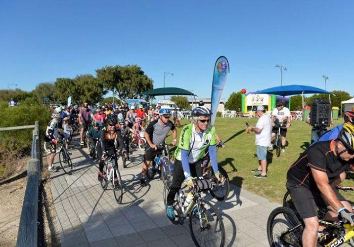 Community Bike Ride along Rockingham's coast to mark Bike Week