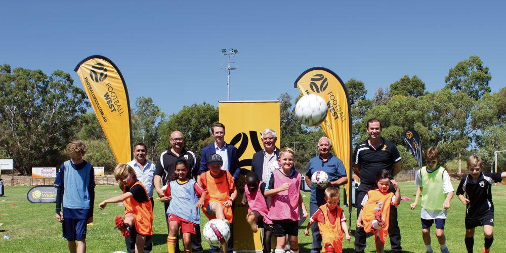 Midland to pioneer new Aboriginal soccer program