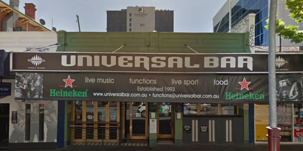 Universal Bar in Northbridge. Photo: Getty