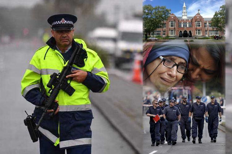 School in lockdown: Teacher's terror during Christchurch mosque shootings
