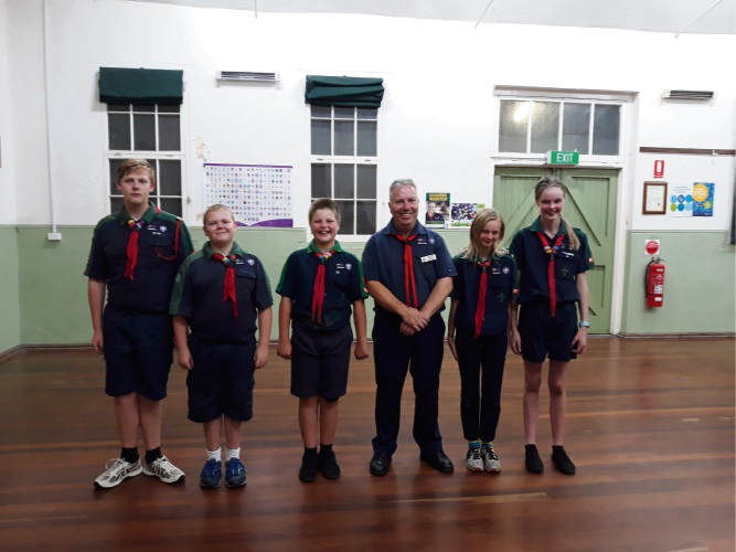 Kwinana Scouts look for a leader