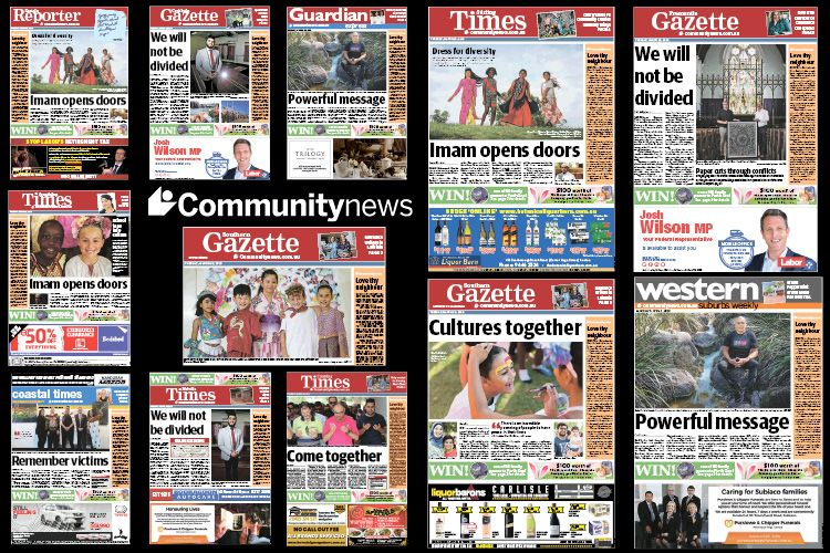 Community News celebrates diversity after tragedy