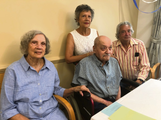 Kwinana resident celebrates 100th birthday