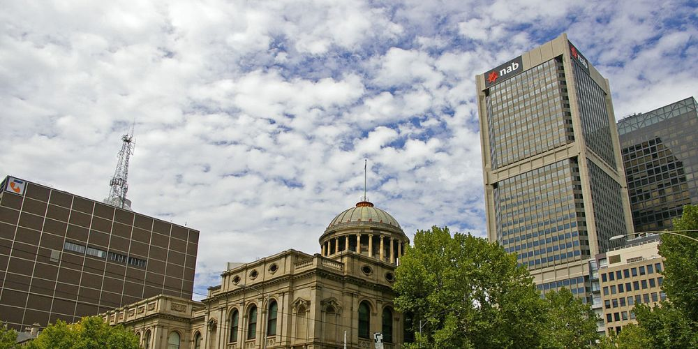 The Supreme Court of Victoria. Photo: Wikipedia