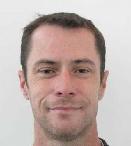 James Edward Hughes has been missing since yesterday.