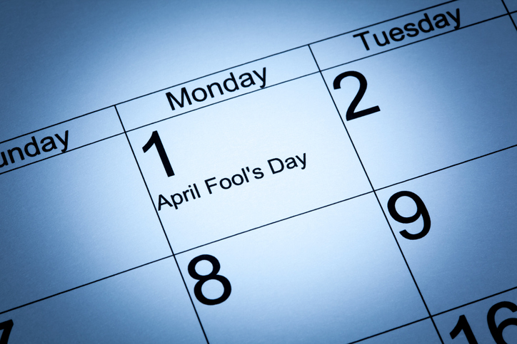 Image result for april fools day jokes