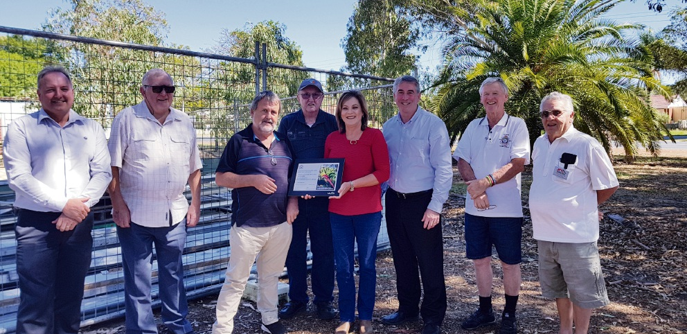 Pinjarra Men's Shed gets money for a new shed