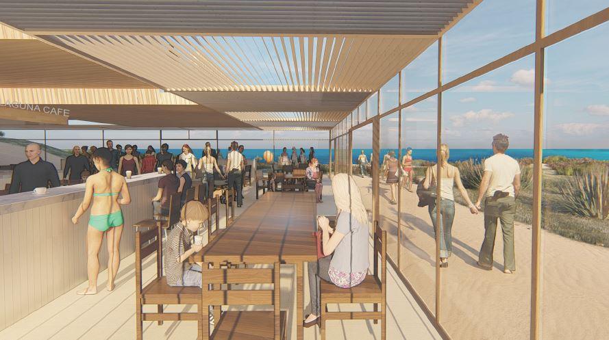 A concept plan for Laguna Fresh Starts in Yanchep.