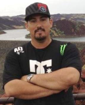 Rockingham Police have concerns for the welfare of Daniel Frank Navarro