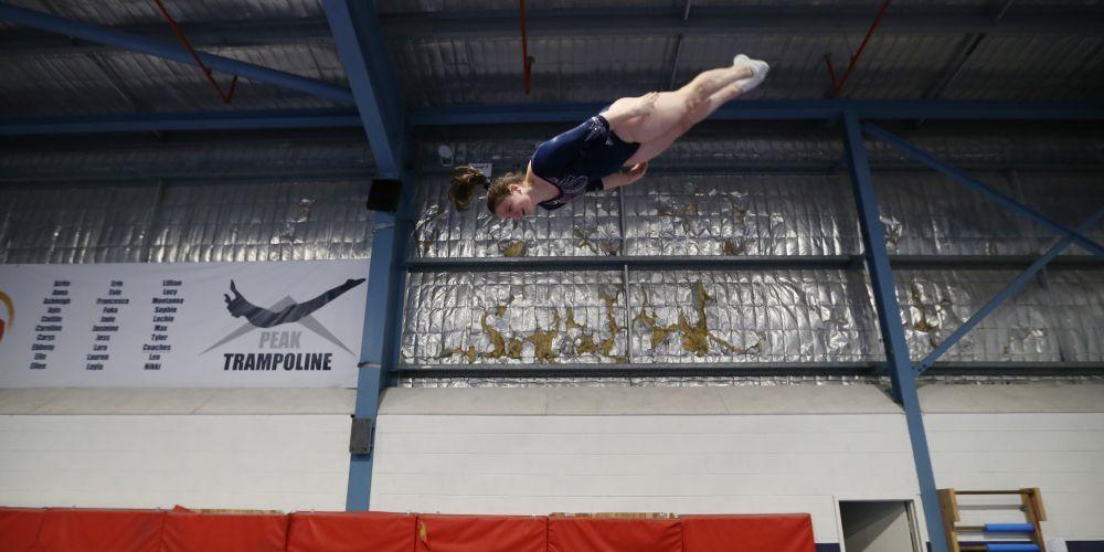 Floreat resident Eva Kierath is training for Olympics 2020. Photo: Andrew Ritchie