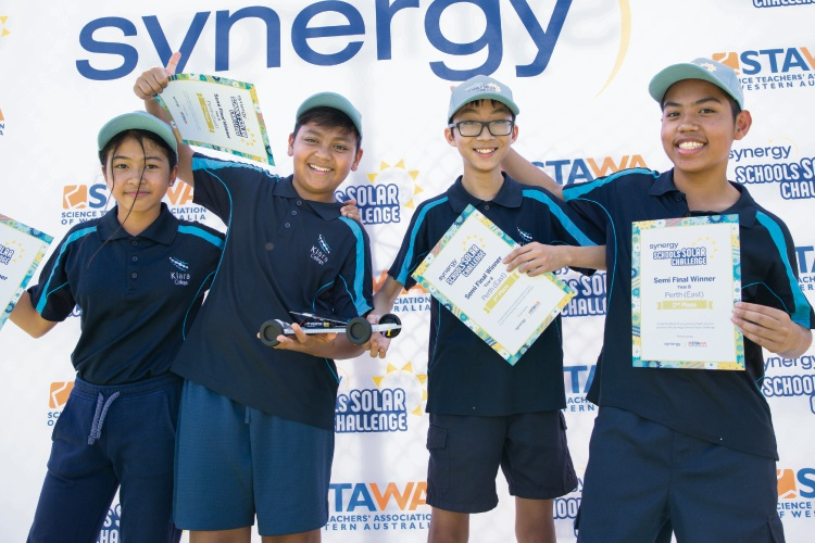 Kiara College Year 8 students to compete in solar challenge grand final