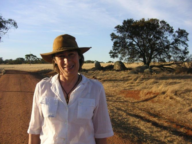 Susi Elizabeth Johnston was found in a burned out car in WA. Picture: AAP Image/ Western Australia Police
