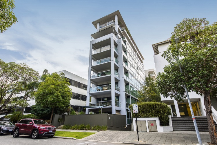 2/11 Altona Street, West Perth – Low $1 millions