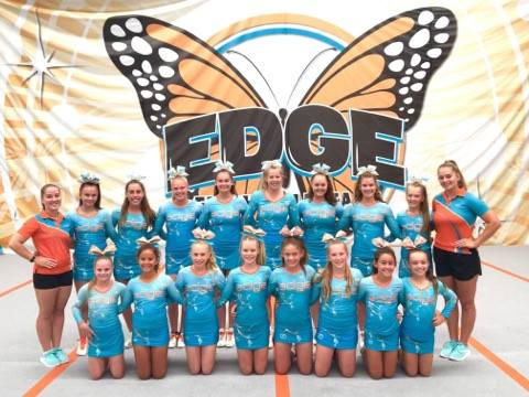 Port Kennedy cheerleading team to compete in US
