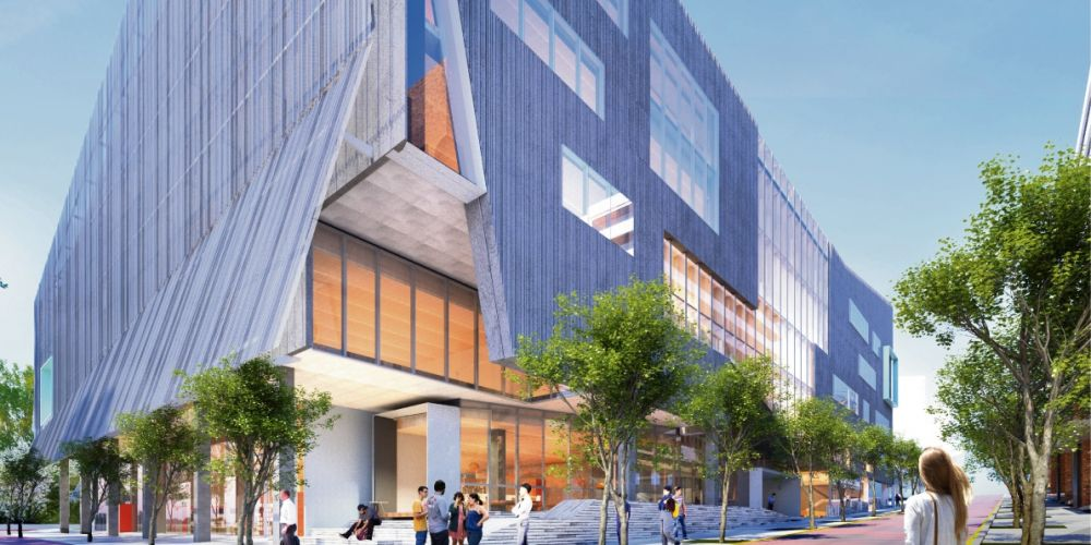 First pictures: Curtin University's $110m development revealed