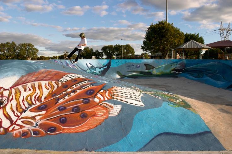Town of Mosman Park bid for Federal funds for skate park fails