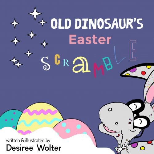 Desiree Wolter launched Old Dinosaur's Easter Scramble earlier this month.