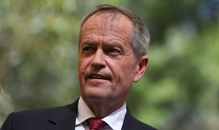 Bill Shorten. Photo: AAP