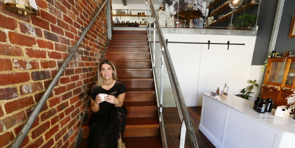 East Fremantle boutique Antipotea blends style and tea