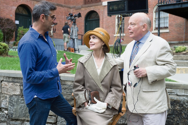 Elizabeth McGovern produces first film The Chaperone