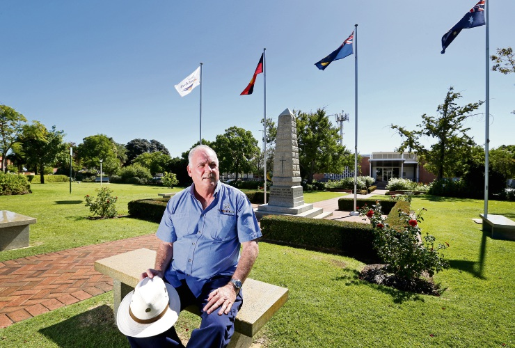South Perth RSL vice president made the best of conscription