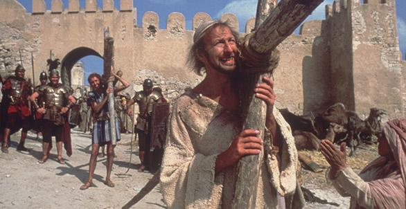 Monty Python celebrate Life of Brian