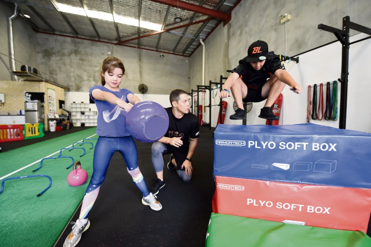 Jandakot gym program giving kids a reason to move