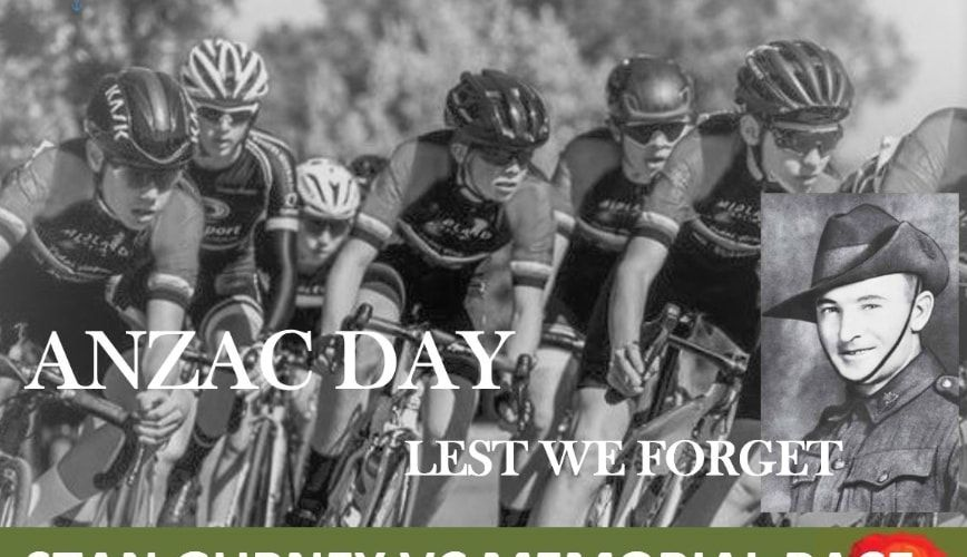 Midland Cycle Club is hosting its annual memorial race on Anzac Day. Picture: Midland Cycle Club's Facebook page.