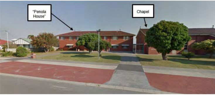 A men's shelter was proposed for Penola House.