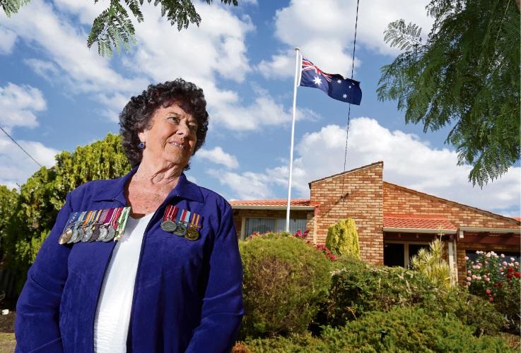 Riverton RSL member recalls women's contribution to war