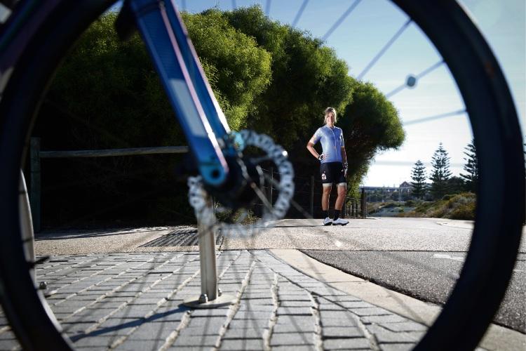 Janiene Pollock. Photo: Andrew Ritchie. d492641 communitypix.com.au